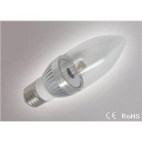 E14 LED Candle lights flameless candle chandelier lighting dimmable candle bulb E14