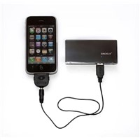 Emergency charger battery for iPhone 4000mAh