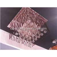 Exquisite luxury low pressure crystal lamps DY8003-50
