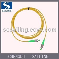 FC/APC SM Fiber Optic Patch Cord