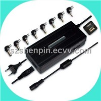 Factory Hi-Quality Universal Laptop AC Adapter-AC90W
