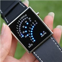 Fashion LED watch promotional gift watch