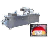 Food Automatic Thermoforming Vacuum Packaging Machine - Food Packer