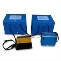 Forklift Battery Charger, 48V to 400Ah for EV Car, It Can be Recharged Anytime