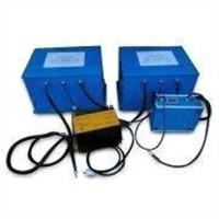 Forklift Battery Charger with 400Ah Standard Capacity and 58.4V Rated Voltage