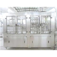 Fruit juice beverage filling machine