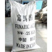 Fumaric Acid in Food Grade 100.5% for Carbonic Acid Drink 110-17-8