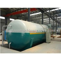 GLass Autoclave DN2850*6000