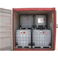 Glacial Acetic Acid Tech Grade 99.5% for Textile / Fiber Industry 64-19-7