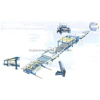 HC-JC2540 Full automatic laminated glass processing line