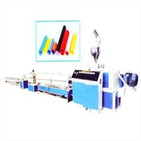 HDPE silicone core pipe production line