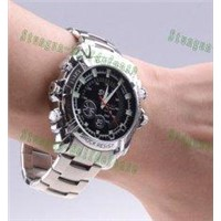 HD 1080P waterproof spy Watch Camera with IR Night Vision Functions