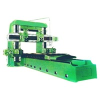 Heavy duty planer milling machine