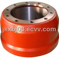 Heavy truck Trailer Brake parts Brake Drum