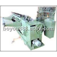 Hexagonal wire mesh weaving machines