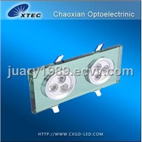 High power LED ceiling light