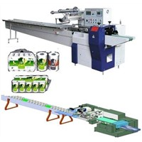 High quality Toilet paper packing machine