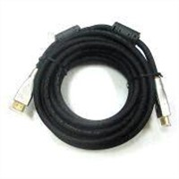 High-speed HDMI Cable with Etherne, Supports Various Formats