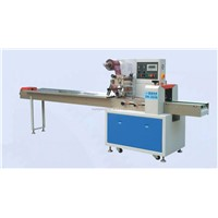High speed chocolate packing machine