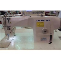 High-speed computer controlled lockstitch sewing machine-JUK9000D