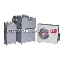 High speed powderless etching machine