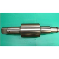 High speed steel/semi-high speed steel centrifugal compound roll and collars
