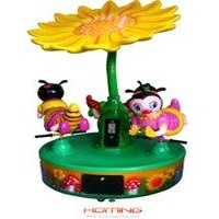 Honey Bee Park Rides Game Machine