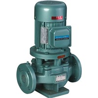 ISG, IRG Series Vertical Centrifugal Pump