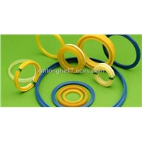 Industrial Silicone Rubber Seal In Various Shapes And Sizes
