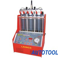 Fuel Injector Cleaner Machine with 6 cylinders