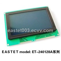 LCD Display for Cash Counter