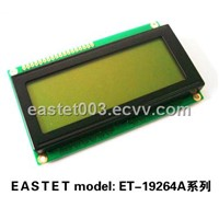 LCD module for Money Counter