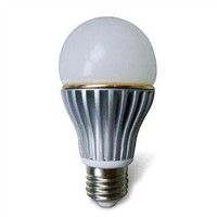 LED Bulb With Glass/Aluminum Housing