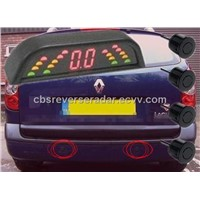 LED Car Parking Sensor System for Mercedes Ml (CBS-02A)