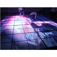 LED dance floor full color displays