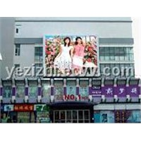 LED electronic display advertising TV outdoor the most preferential price