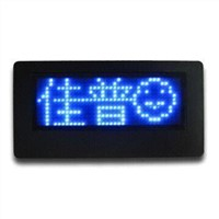 LED name badgeJP1236U