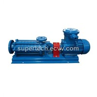 LPG side channel multistage pump