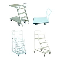 Ladder Trolley & Platform Truck