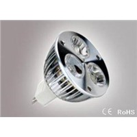 MR16 Led Light Bulbs 3*1W High Power Led Bulb MR16 LED Lighting Bulb products Cree Led Lamps
