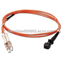 MTRJ LC Fiber Optic Patch Cord