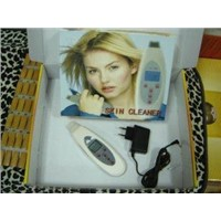 Micro Dermabrasion Machine/Mini Ultrasonic Skin Scrubber XM-H1