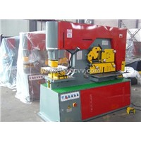 Multi-Function Iron Working Machine