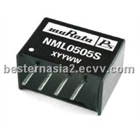 Murata-ps NML0505SC 1W Isolated DC/DC Converters