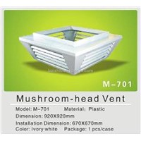 mushroom air conditioner grille for air conditioners