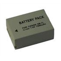 NB-7L NB7L Digital Camera Battery for Canon G10 G11