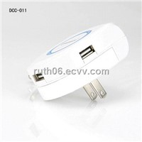 New design charger for iPad2/iPhone4