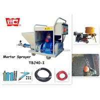 New type Mortar Spraying Machine
