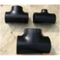 Oil Pipe Fittings Carbon Steel Pipe Tee