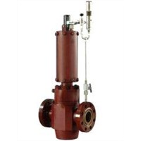 One Piece Surface Safety Valve (Pressure from Pipeline)